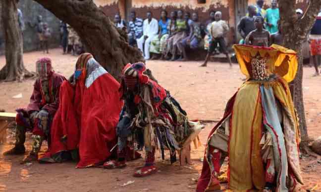 Voodoo in Benin