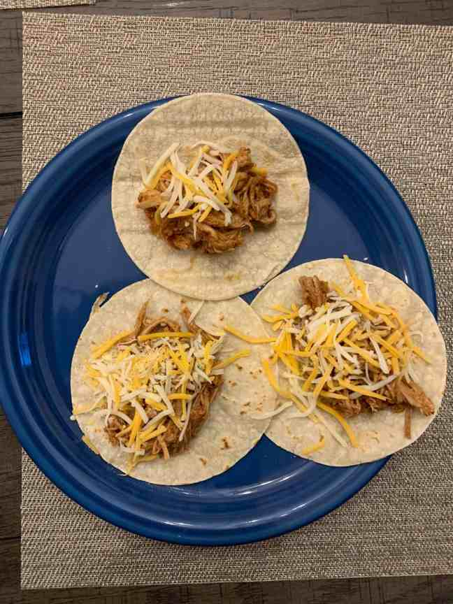 Globally-Inspired Instant Pot recipes pulled pork tacos