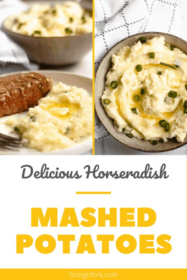 Horseradish Mashed Potatoes Pinterest Graphic 6