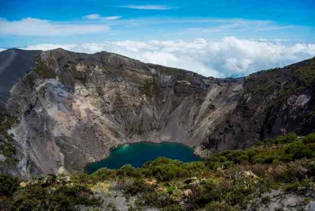 Costa Rican Mountains