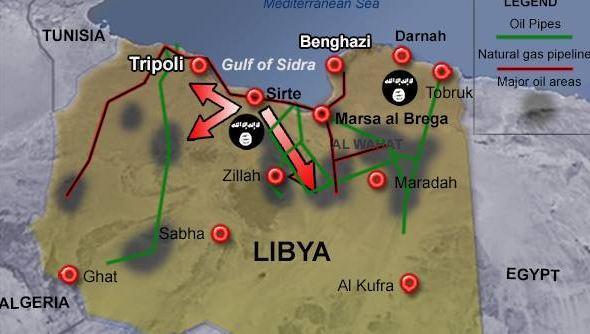 Започна тиха военна операция в Либия
