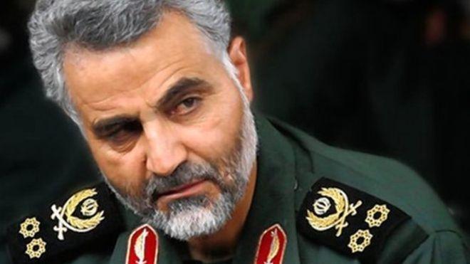 """Специално: """"Тъмният рицар"""" на Иран пристигна на посещение в Москва"""