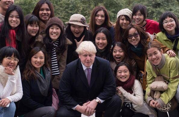 Boris Johnson and diplomacy are not synonymous