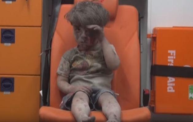 През очите на лекарите: Под развалините на Алепо