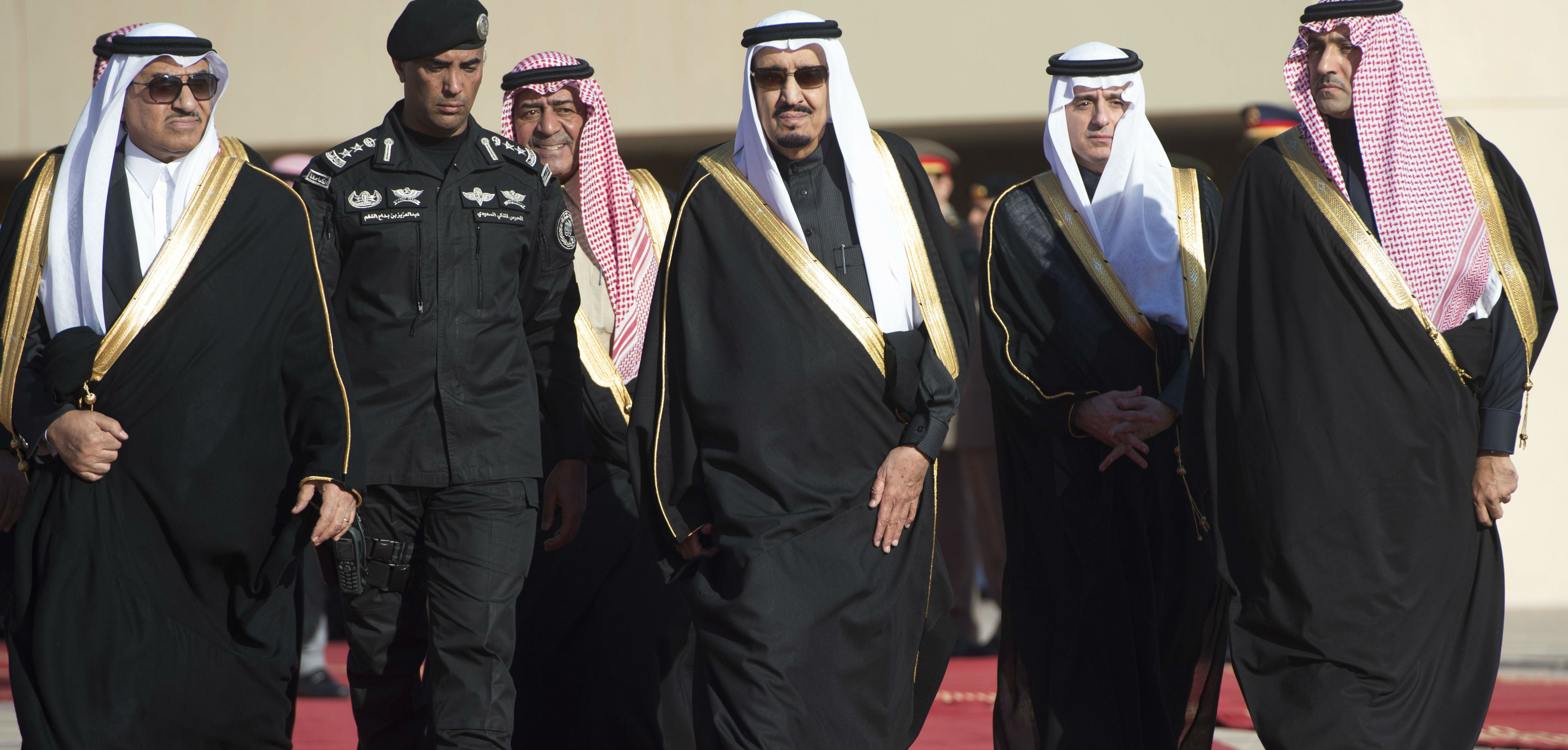 In With The Old In The New Saudi Arabia Foreign Policy