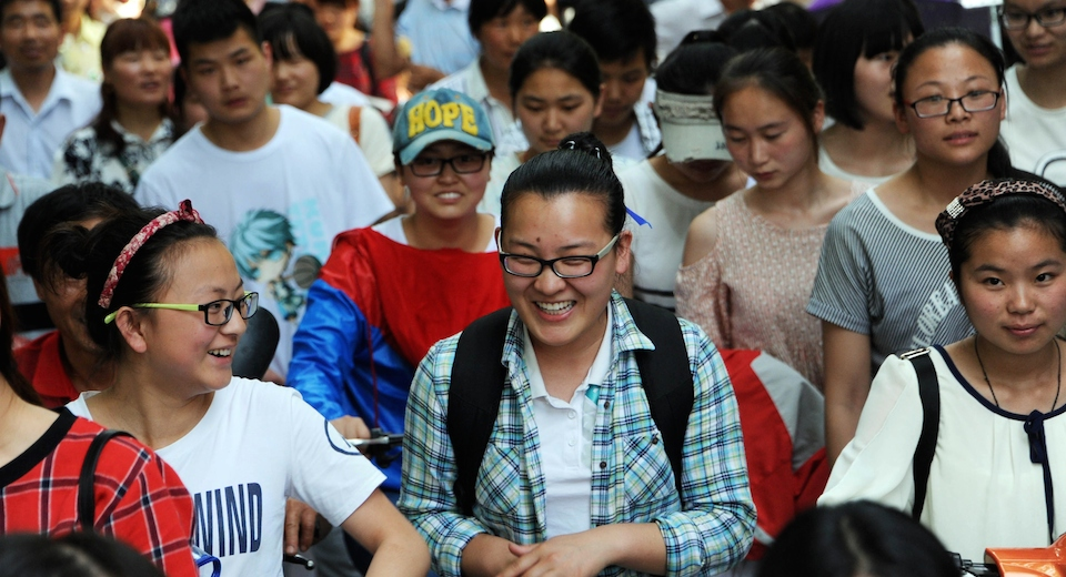 What it's Like to Be a Chinese High Schooler in America – Foreign Policy