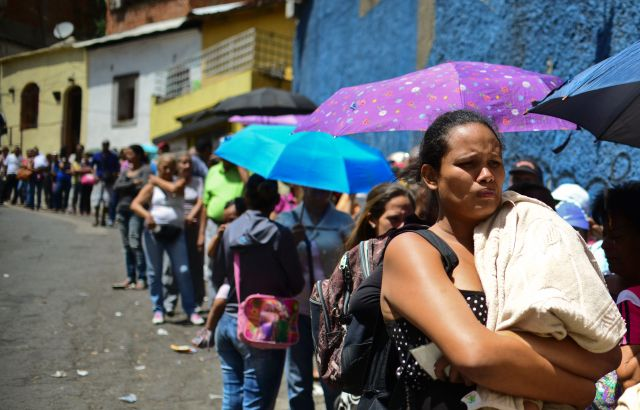 Venezuela's Season of Starvation – Foreign Policy