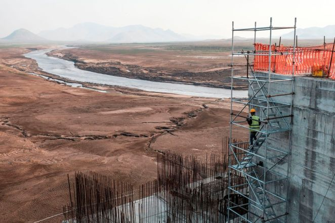 How an Egyptian-Ethiopian Dam Dispute Sparked a Major Row Within the Trump  Administration