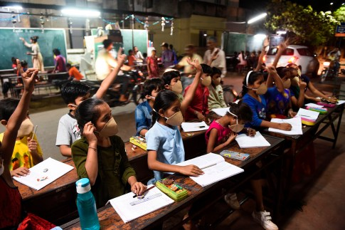 Girls Suffer as India Puts Its Classes Online