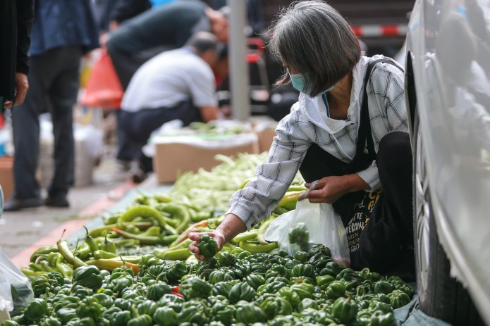 No Waste Campaign Raises Questions About Food Security in China