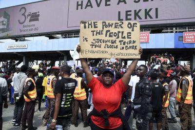 #EndSARS: Lagos panel approves reopening of Lekki tollgate