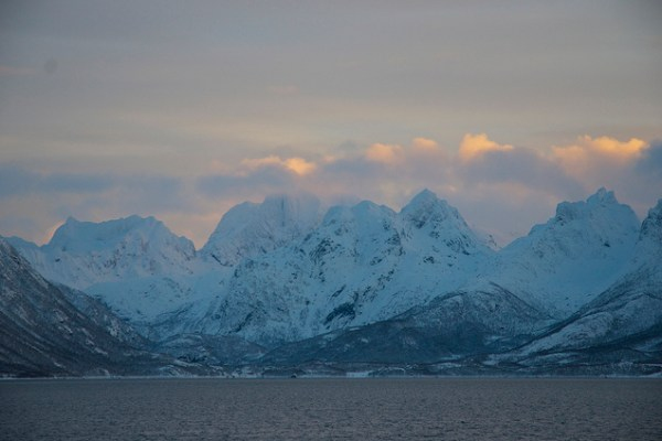 Northern Norway. (c) Mia Bennett 2013.