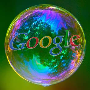 google-bubble