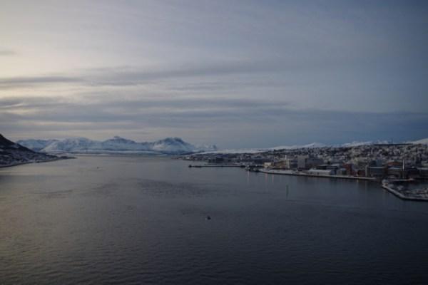 Tromsø, Norway. © Mia Bennett