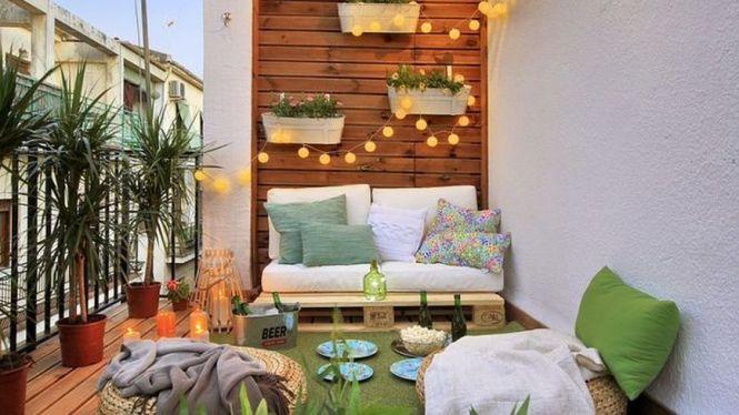9 Creative Apartment Patio Ideas On A