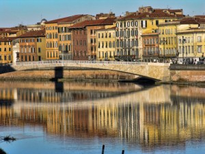 Pisa on the Arno