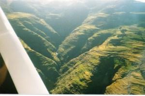 Ethiopia - terrain