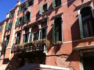 Silvia Bollani's palazzo