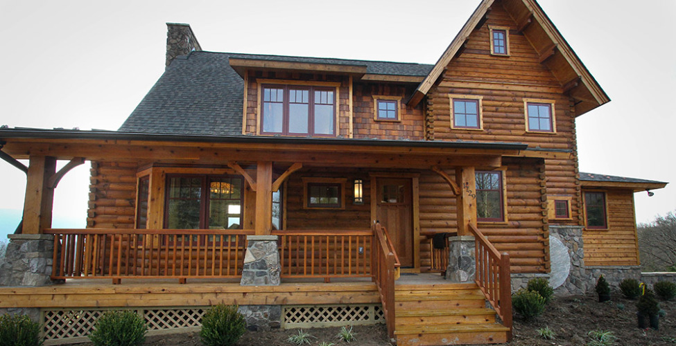 Exterior Custom Home Photos From A Trusted Winchester Builder