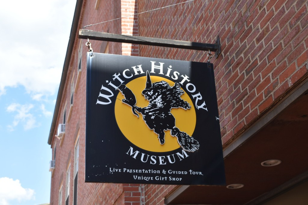 One of Many Museums dedicated to the history of the trials