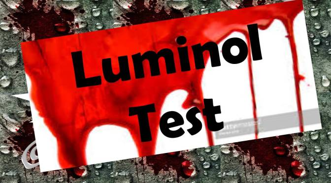 Luminol Test