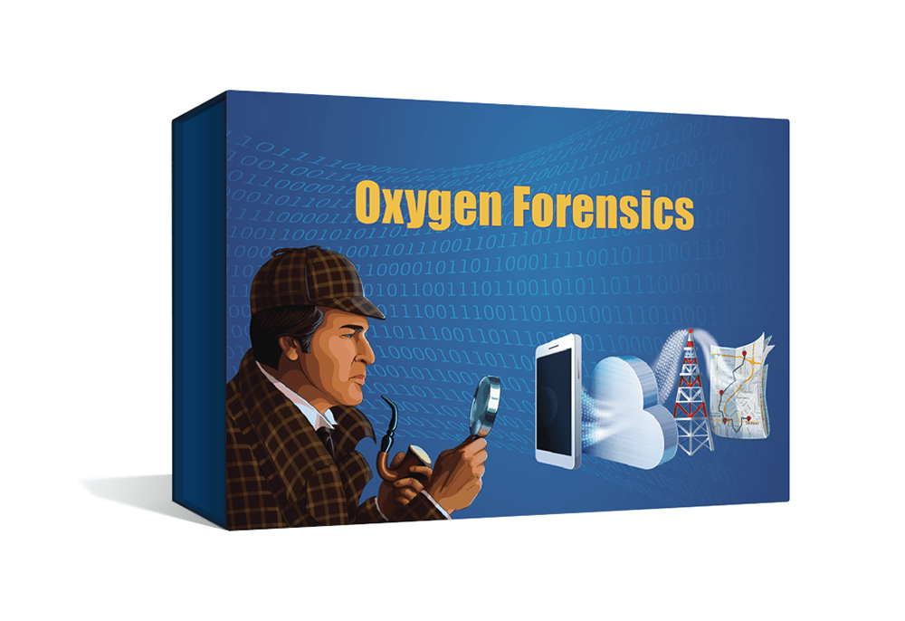 Oxygen Forensic Detective Forensic Store