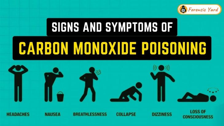 Signs and Symptoms of Carbon Monoxide Poisoning Forensic Yard (6)