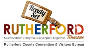 Rutherford County TN Convention & Visitors Bureau logo
