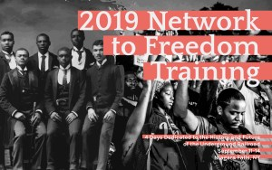 Photo to Promote 2019 Network to Freedom Training
