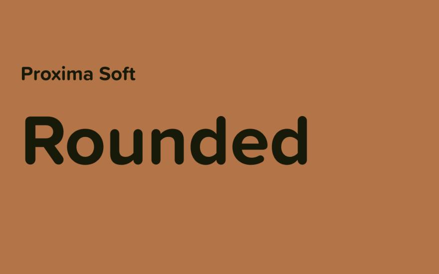 ラウンデッド体