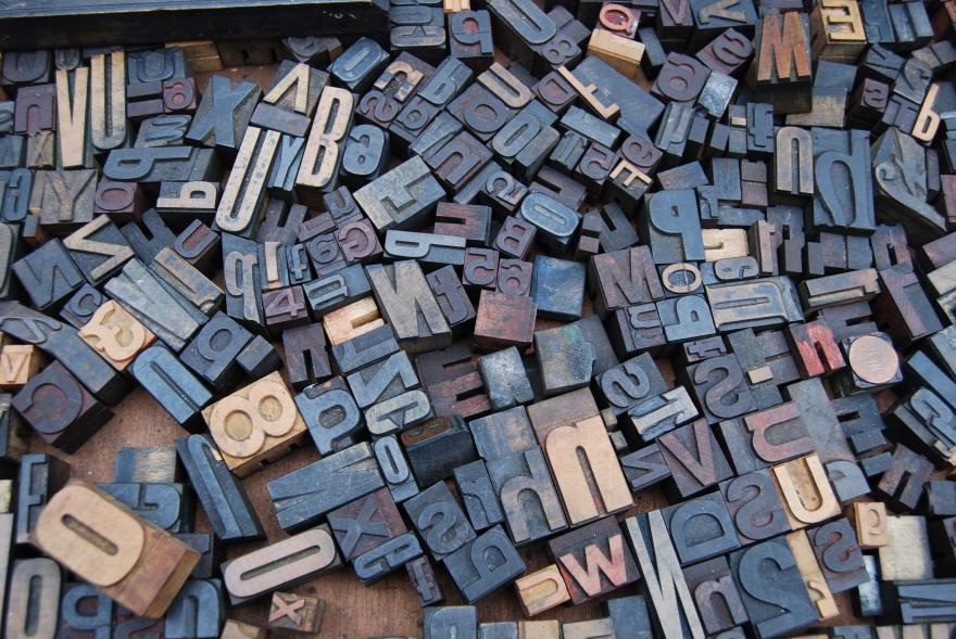 フォントの種類と特徴・意味