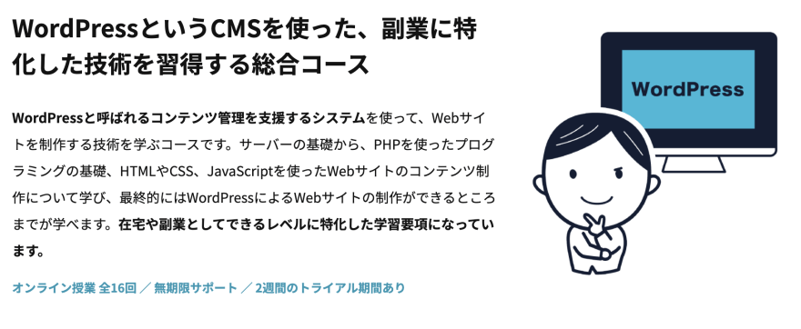 RaiseTech(レイズテック):WordPress副業コースについて