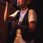 ボイトレのライブ出演した生徒
