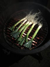Step 1: grill on a Kamado bbq