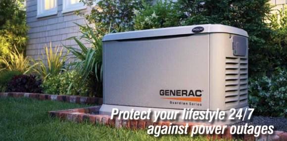 generac home generators