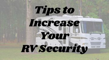 Tips on How to Fulltime RV for less than $2000 a month