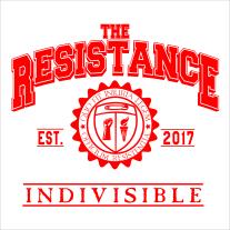 ResistanceStickerRed