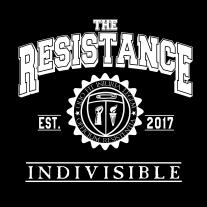 ResistanceStickerWhite