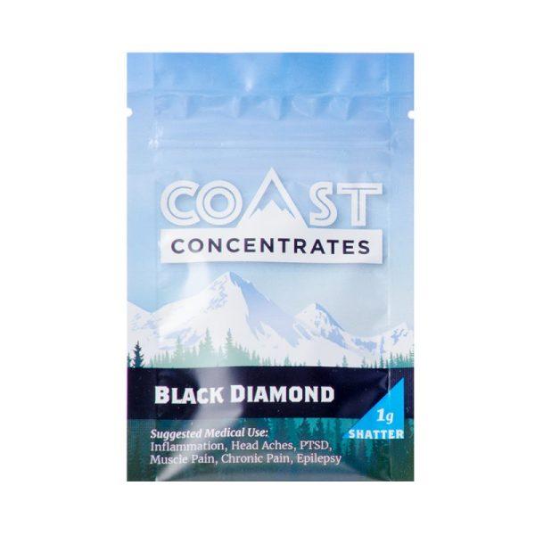 forestcitygreen.com Black Diamond - Coast Concentrates Shatter