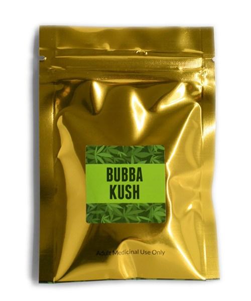 forestcitygreen.com Bubba Kush Green Gold Shatter