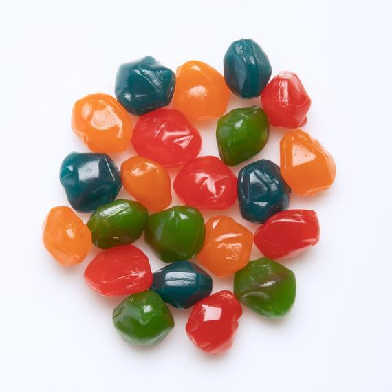 Gushers Gummies inside forestcitygreen