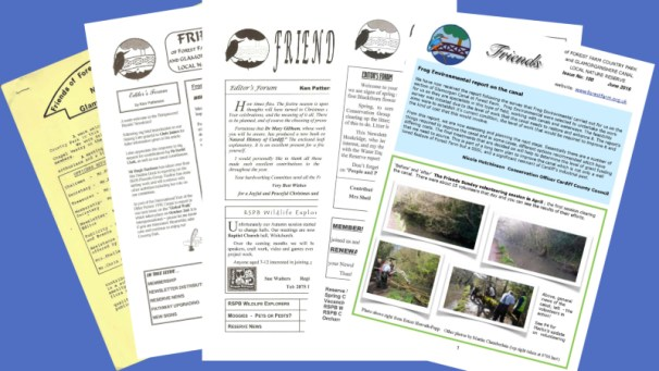Newsletter Archive Now Online