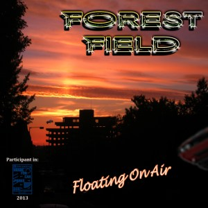 forest field - floating on air