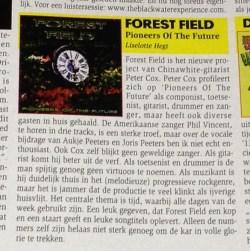 Aardschok - Forest Field