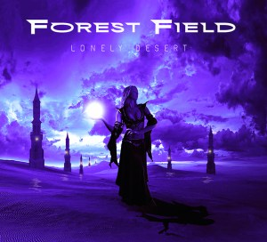 Forest Field Lonely Desert