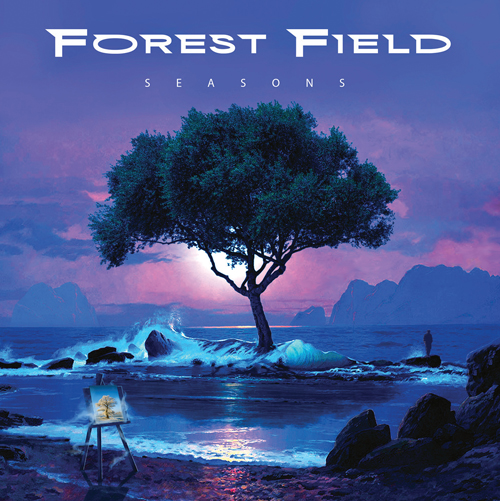 forest field - seasons