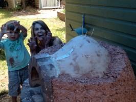 Mud monsters!