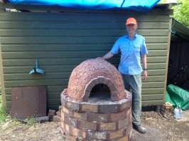 Finished hemp-clay insulation layer