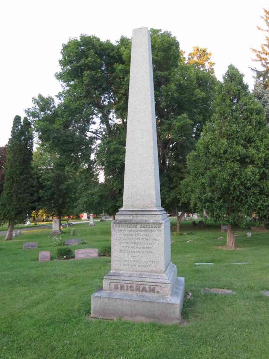 Ebenezer Brigham