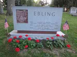 Walter, Elsie, & Paul Ebling